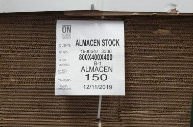 Oferta de caja  tipo Americana 800x400x400 Cartón Doble
